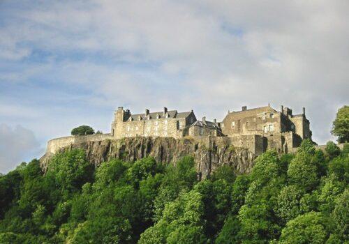 La belleza medieval de Stirling 7
