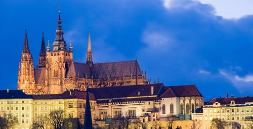 Castillo de Praga, visita obligada 4