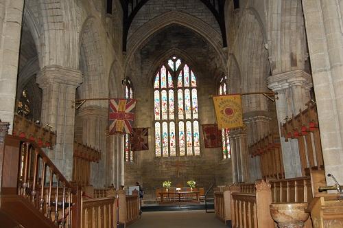 La Iglesia de Holy Rude, en Stirling 4