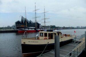 Cruceros en Glasgow por el río Clyde 6