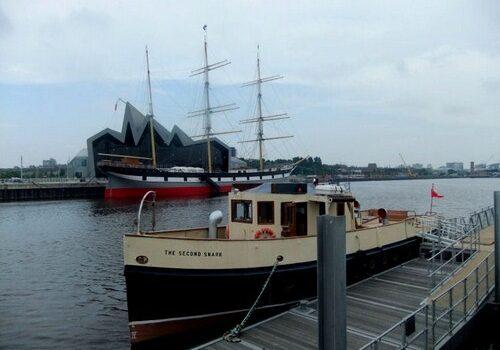 Cruceros en Glasgow por el río Clyde 2