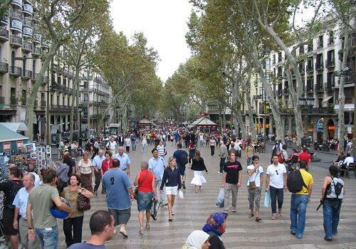 El encanto del centro de Barcelona 2