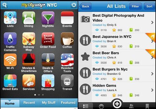 Aplicaciones móviles para estar en Nueva York 4