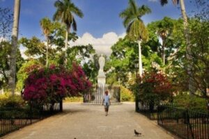La Plaza de Armas de La Habana 7