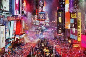 Celebrar Fin de Año en Times Square de Nueva York 5