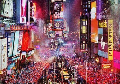 Celebrar Fin de Año en Times Square de Nueva York 3