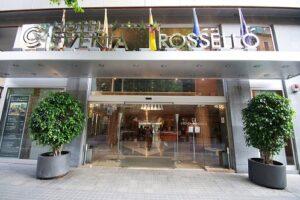Hotel Evenia Roselló barcelona