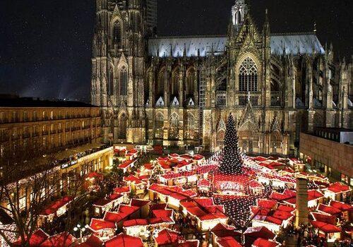 Mercadillos navideños del 2013 en Europa 1