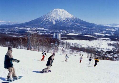 Esquiar en Niseko, Japón 4