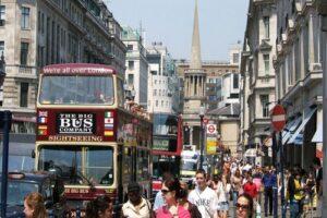 Oxford Street, calle de las compras en Londres 3