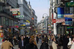 Váci Utca, la calle más importante de Budapest 6