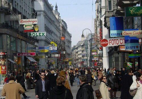Váci Utca, la calle más importante de Budapest 4