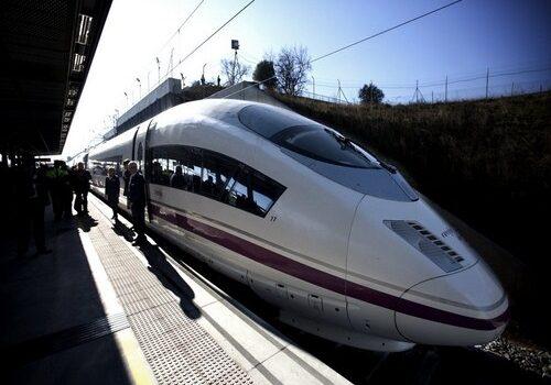Nuevo tren de alta velocidad Barcelona - París 2