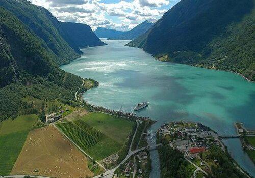 Skjolden, el corazón de los fiordos noruegos 1