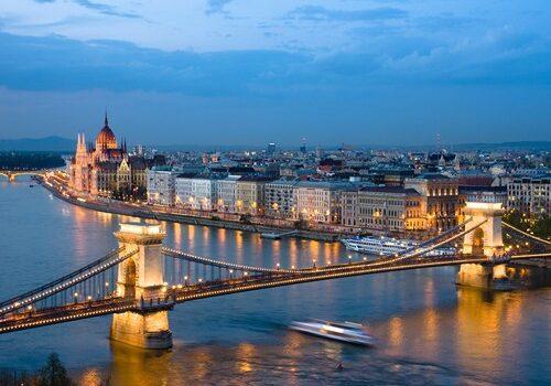 Lugares románticos en Budapest 3