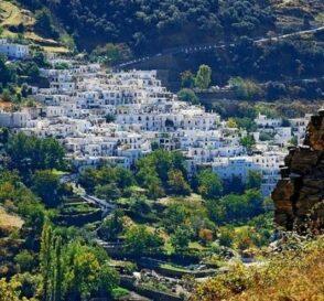 Pampaneira, joya blanca en la Alpujarra de Granada 1
