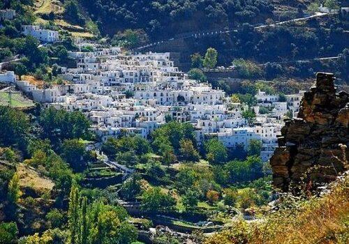 Pampaneira, joya blanca en la Alpujarra de Granada 2