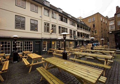 Los pubs más famosos de Londres 6