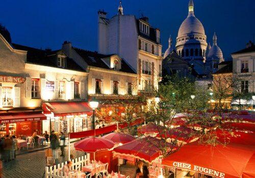 Domingo en Montmartre, París 6