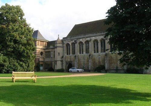 El Palacio de Eltham en Londres 5