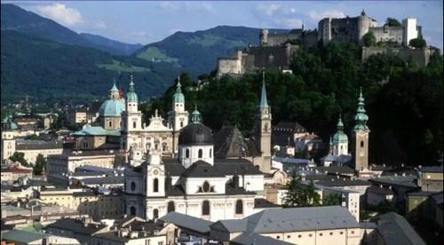 Disfrutar de Mozart en Salzburgo 1