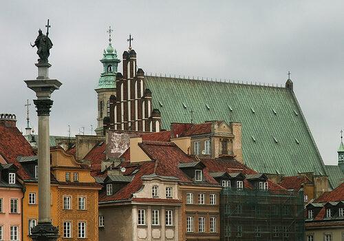 Un día en Varsovia 1