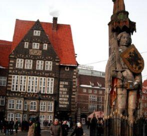 Estatua de Roland bremen