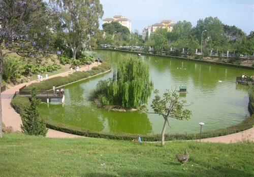 El Parque de la Paloma en Benalmádena, Málaga 2