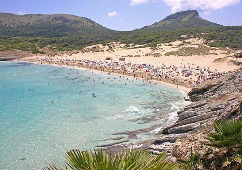 Las mejores playas nudistas de Mallorca 1