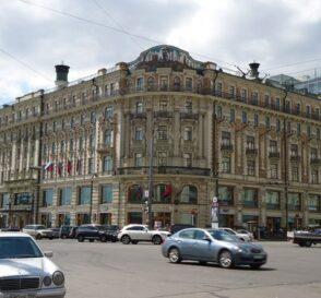 Los hoteles más caros y exclusivos de Moscú 1