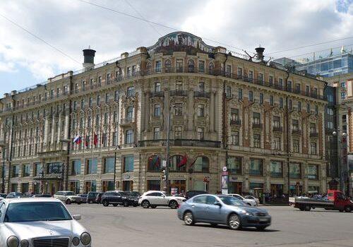 Los hoteles más caros y exclusivos de Moscú 6