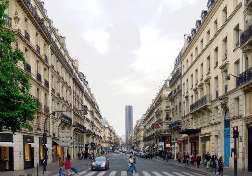 La Rue de Rennes, de compras en París 9