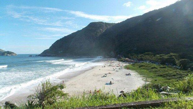 Prainha playa de Brasil