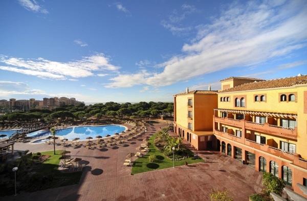 Hotel con piscina Punta Umbria