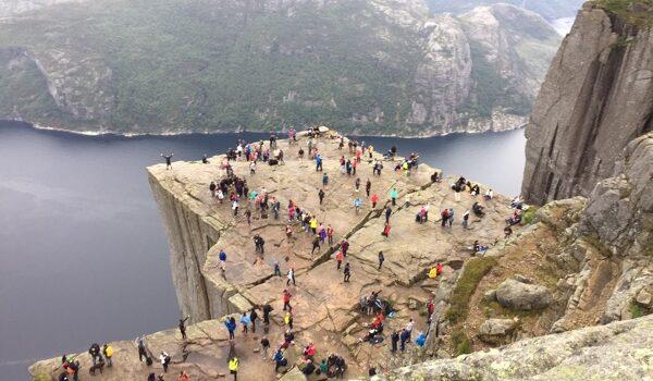 Púlpito Noruega